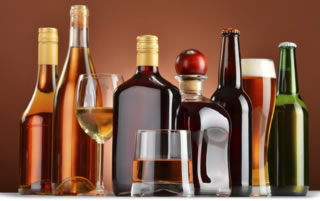 Wine & Alcoholic Drinks